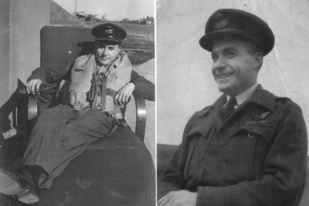 Sergeant Terry Clark 219 Sqn August 1940